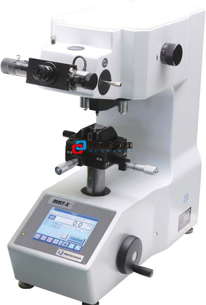 PMT automatic Vickers hardness tester