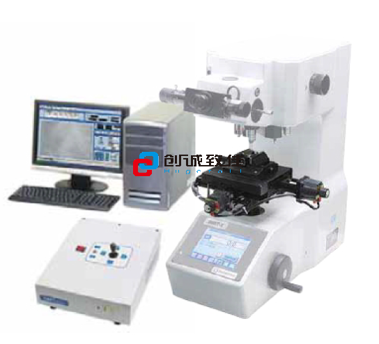 AMT Automatic Vickers Hardness Tester